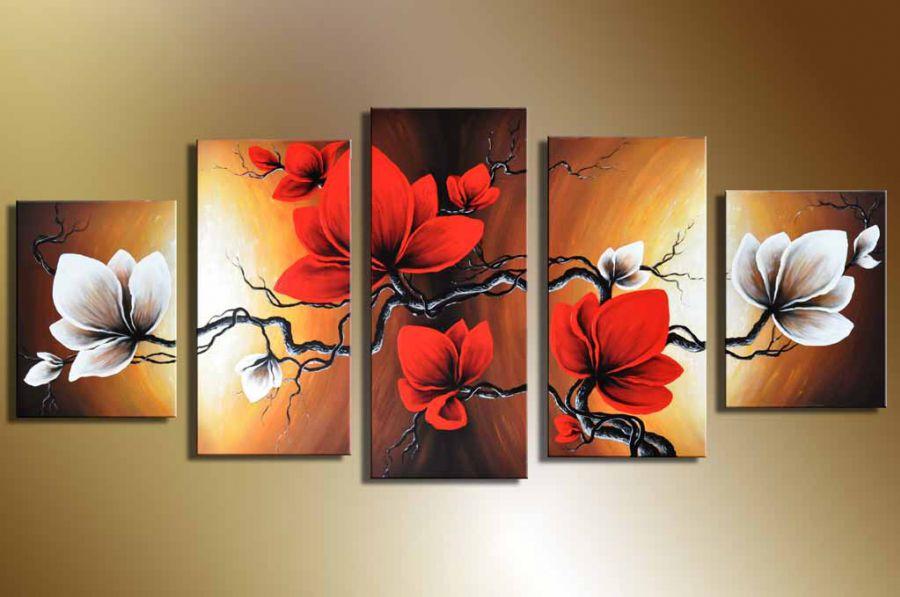 tryptyk 150x70 trkw631 ramix obrazy r cznie malowane obrazy drukowane obrazy na p tnie. Black Bedroom Furniture Sets. Home Design Ideas